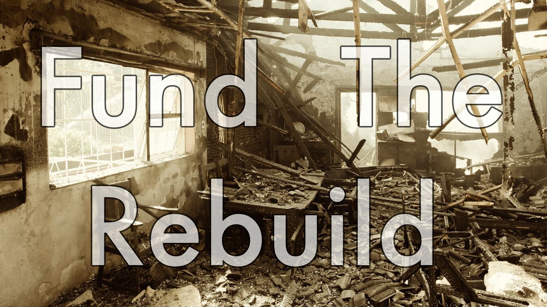 Fund The Rebuild image